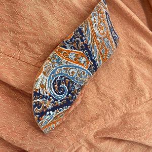 Robert Graham Shirts - Robert Graham Flip Contrasting Cuff Textured Shirt